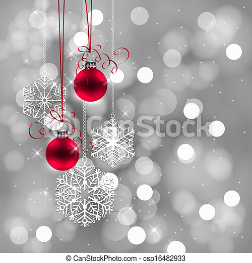 Christmas background - csp16482933