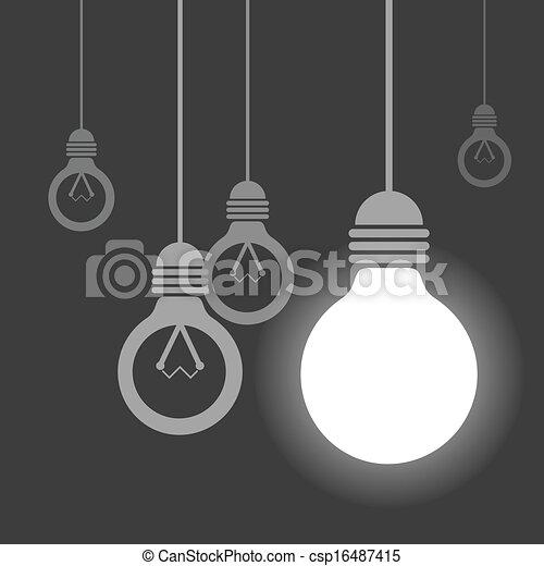 Light Bulb Drawing Hanging Light Bulbs One of
