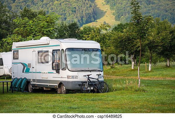 Camping - csp16489825