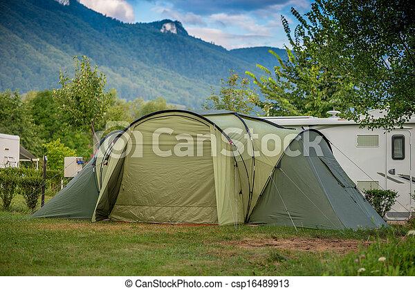 Camping - csp16489913