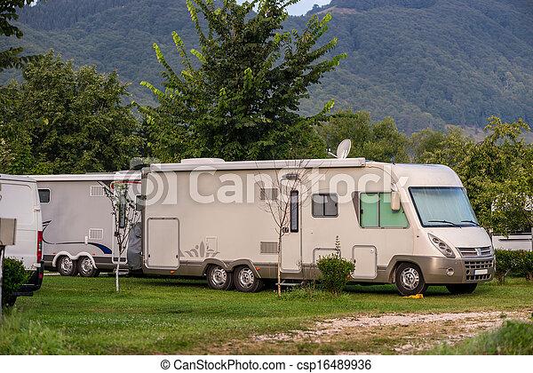 Camping - csp16489936