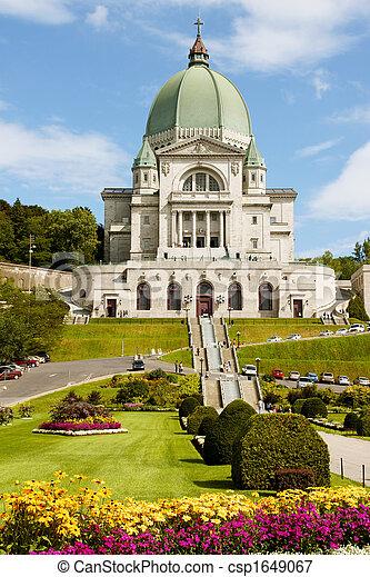 Saint Joseph Oratory - csp1649067