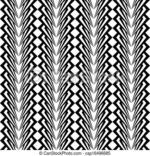 Vertical Line Pattern Vector of Design seaml...