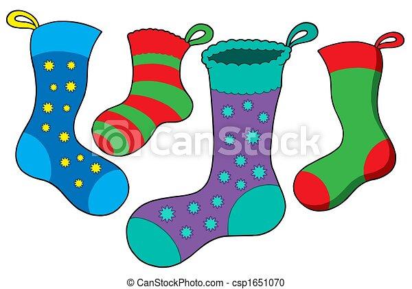 Sock Clip Art and Stock Illustrations. 19,021 Sock EPS ...