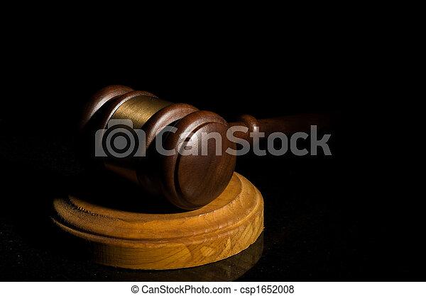 Law concept - csp1652008