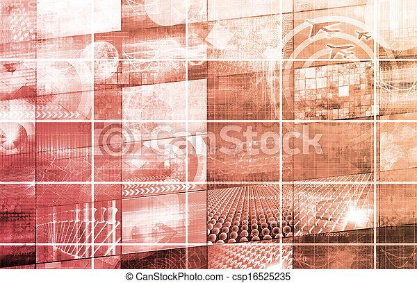 Banking Technology - csp16525235