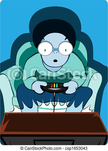 Games consuls rock! - csp1653043