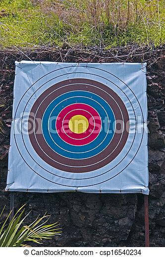 Archery Board, Shooting Targets