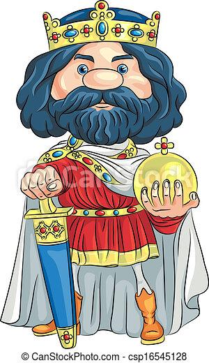 国王皇冠手绘图片