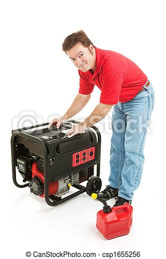 Fueling the Generator - csp1655256