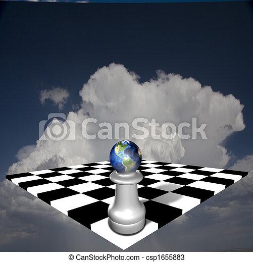 Earth Pawn - csp1655883