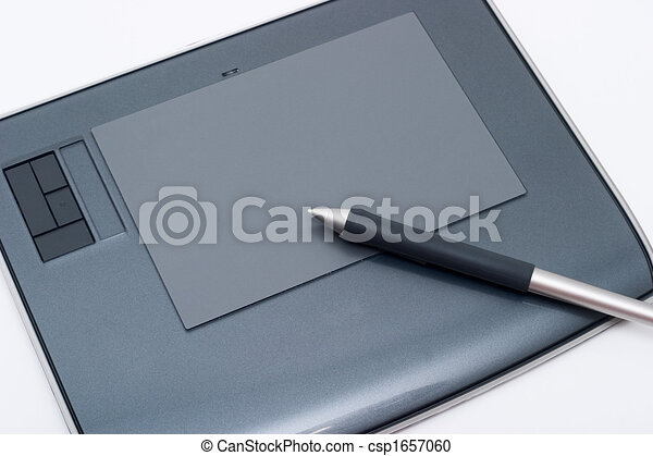 Graphic tablet - csp1657060
