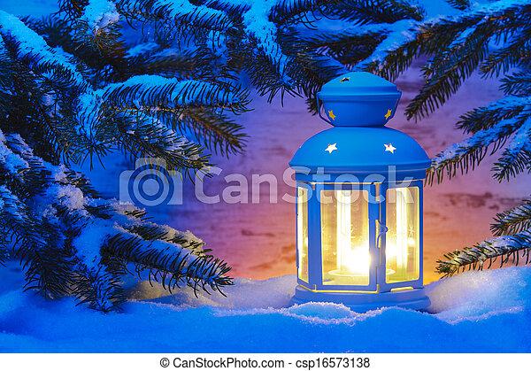 stock fotos von licht laterne weihnachten schnee kerze. Black Bedroom Furniture Sets. Home Design Ideas