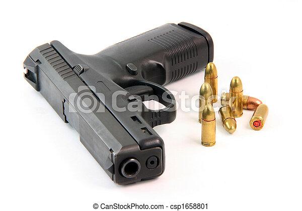 handgun - csp1658801