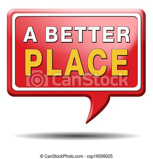 a better place - csp16599025