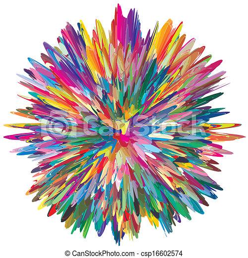 multi colored lion wallpaper