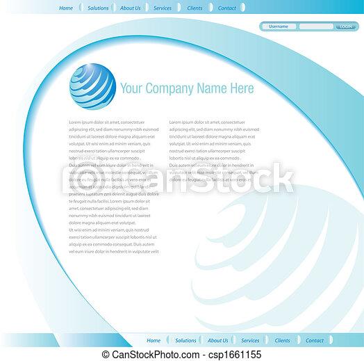 web site design - csp1661155