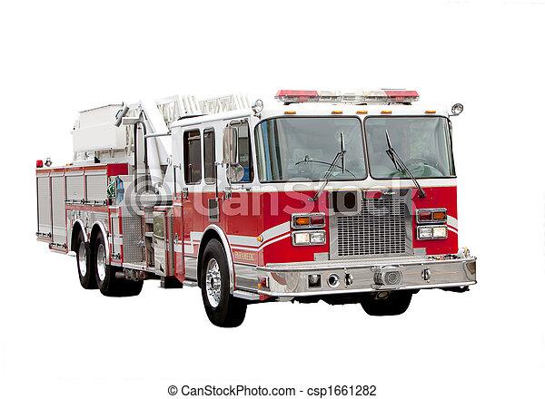 Fire Truck - csp1661282