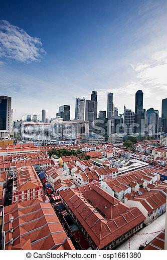 Chinatown Singapore - csp1661380