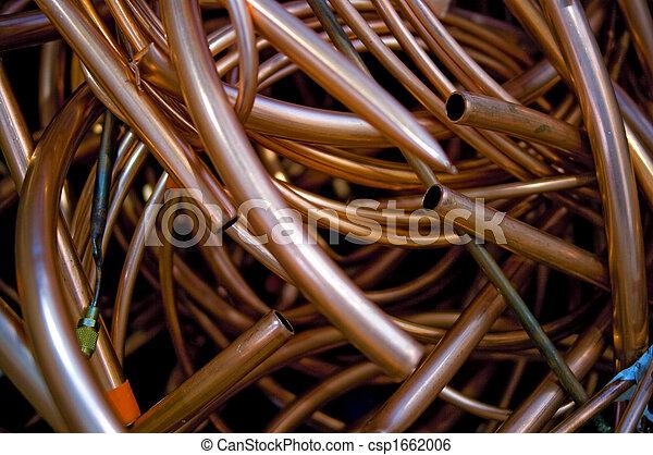 Copper pipes loose - csp1662006