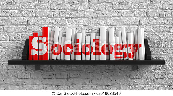 Drawing Of Sociology Education Concept Sociology Red