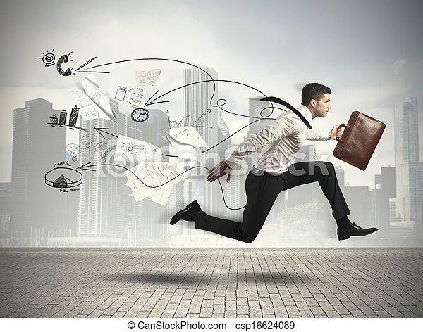 速い, ビジネス - csp16624089