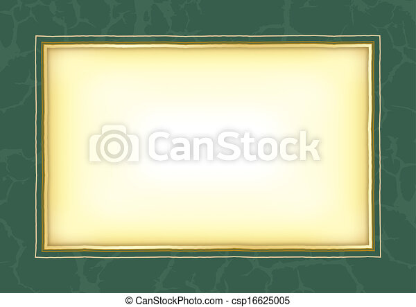 Background with frame - csp16625005