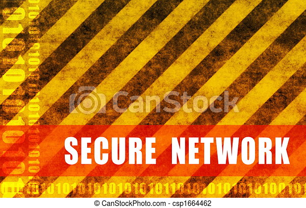 Secure Network - csp1664462