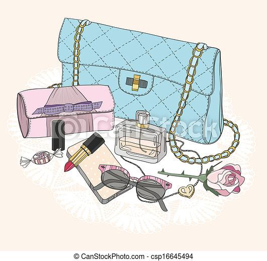 Fashion essentials - csp16645494