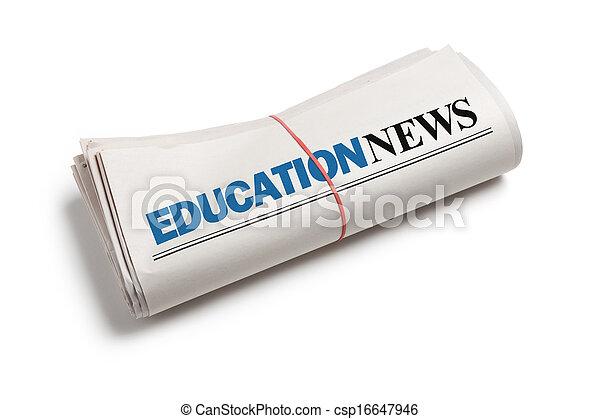 Education News - csp16647946