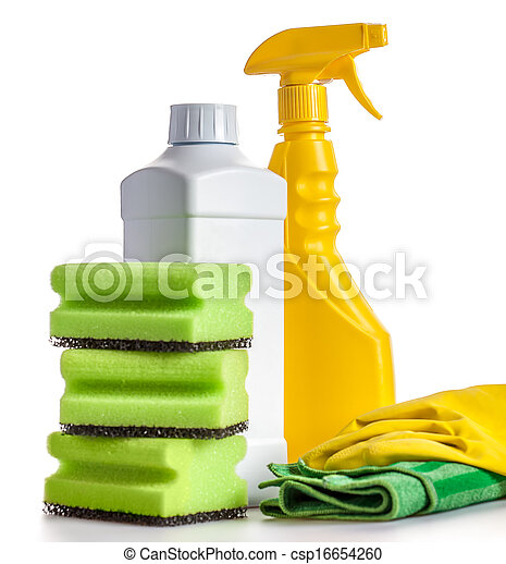 Stock image of house cleaning tools csp16654260 search for House cleaning stock photos
