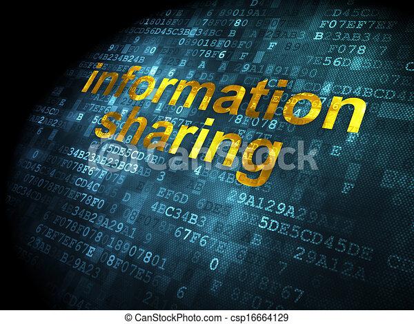 Sharing Information Clip Art