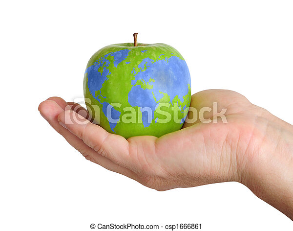 Environment concept - csp1666861