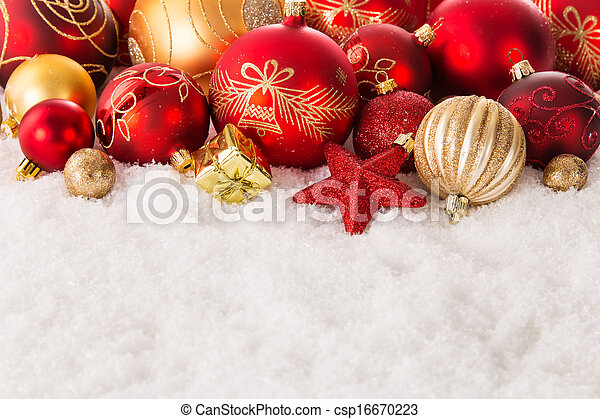 生活, まだ, クリスマス - csp16670223