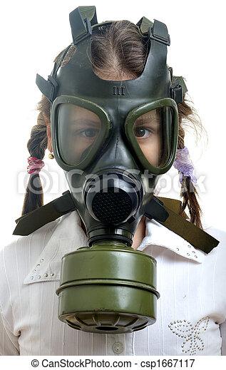 Pollution concept - csp1667117