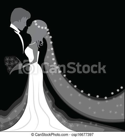 Wedding background - csp16677397