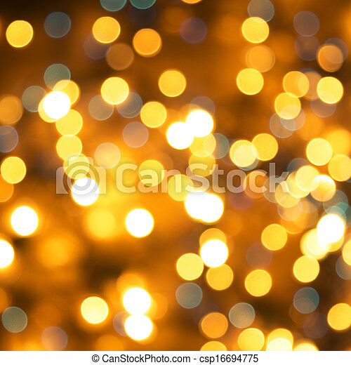 Abstract Bokeh Background - csp16694775