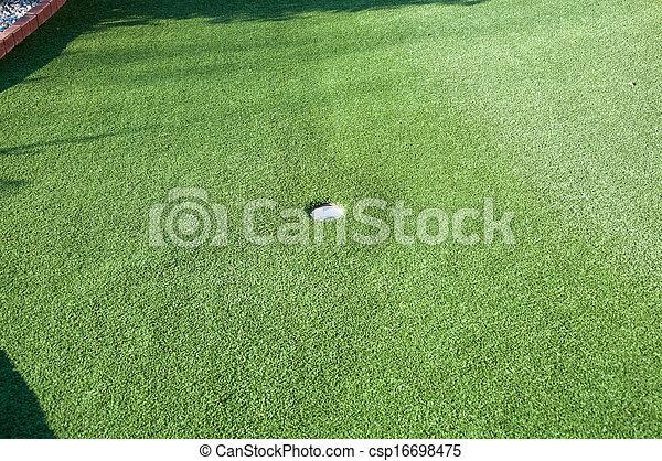 creditos mini golf