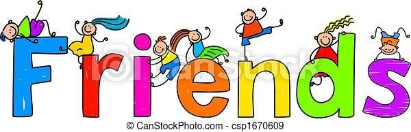 friends - csp1670609