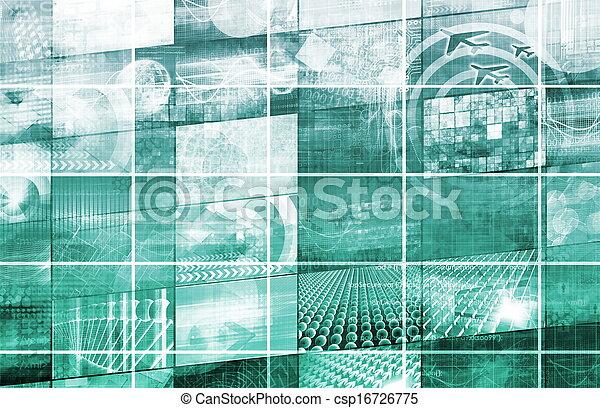 Banking Technology - csp16726775