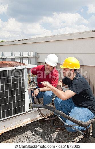 Job Training - AC Tech - csp1673003