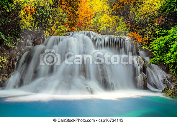 Waterfall - csp16734143