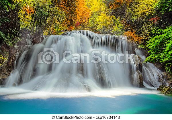Waterfall  - csp16734143