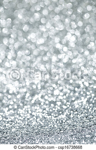 Abstract glitter background - csp16738668