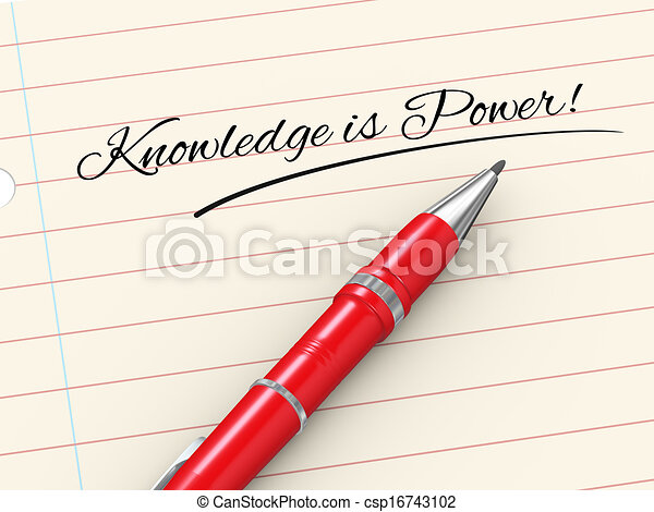 Knowledge Is Power Clip Art Free