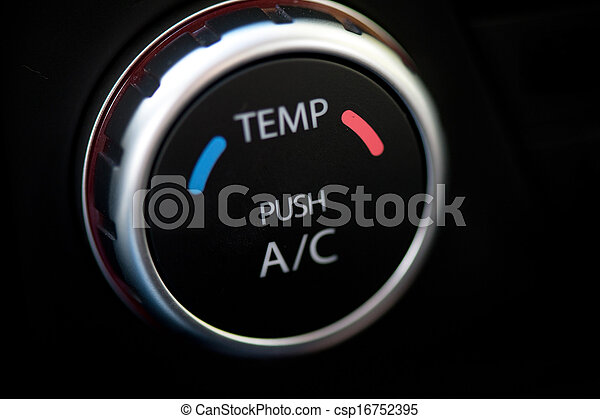 Automobile air conditioner - csp16752395