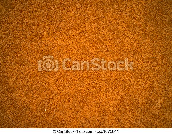 cuir, Arrière-plans - csp1675841