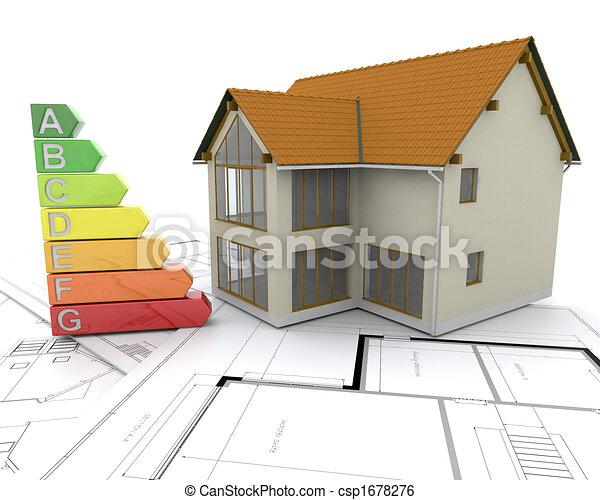 3D Energy ratings - csp1678276