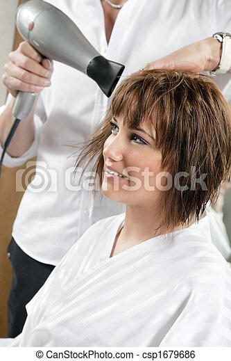 hair salon - csp1679686