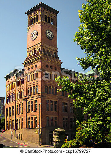 Government Building - csp16799727